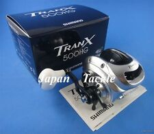 NEW Shimano Tranx 500HG 500 HG SW Baitcaster Reel **FEDEX 1-3 DAYS DELIVERY**