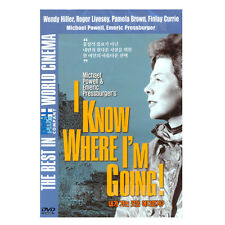 I Know Where I'm Going (1945) DVD-Michael Powell ,Emeric Pressburger(*New *All)
