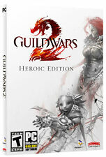 Guild Wars 2 II Heroic Edition - PC Game Online RPG Windows XP, 7, 8 -NEW in BOX