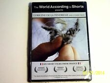 """L'Origine de la tendresse"" and Other Tales (DVD, 2010)  ~BRAND NEW~"