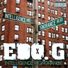 EDO.G Intelligence And Ignorance CD