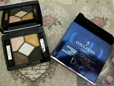 DIOR PALETTE 5 COULEURS ombretto make up trucchi christian dior set 644