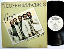 DIXIE HUMMINGBIRDS Live in concert LP Gospel