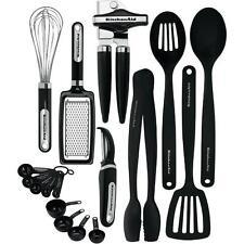 KitchenAid KC448BXOBA 17 Piece Tool & Gadget Set