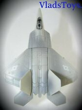 Furuta Micro War Planes Vol.7 Lockheed Martin F-22 Raptor #124 Plastic Model