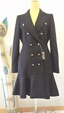 MAX MARA MAX &CO  WOOL COAT EU/44-US/08