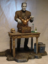 HERMAN MUNSTER MODEL w PROFESSIONAL BUILD & PAINT Moebius