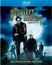 Cirque du Freak: The Vampire's Assistant (2011, REGION A Blu-ray