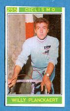 Figurina/Sticker CAMPIONI DELLO SPORT 1967/68-n.255 - PLANCKAERT - CICLISMO -rec