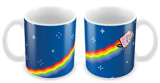 Nyan Cat Mug - Gift idea, cool, unique, meme, reddit, birthday, christmas, geek