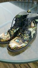 Doc Martens Pascal Hieronymus Bosch Hell Boots (Women's Size 10, Men's Size 8)