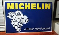 "Michelin Sign  16"" x 24"""