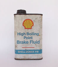 """""""SHELL DONAX HB"""" CAN/TIN"""