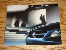 Original 1999 Honda Full Line Sales Brochure 99 Accord Civic CR-V