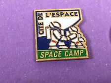 pins pin espace space fusée space camp