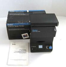 Vintage Vivitar Instant Slide Printer Convert 35mm Slides to Polaroid Prints