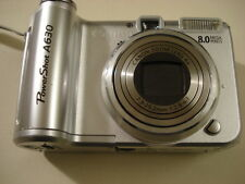 Used Canon Powershot A630 8MP Digital Camera