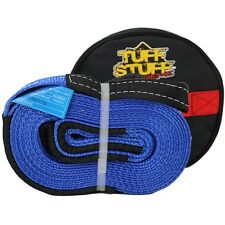 """30' X 2.5"""" TOW STRAP SNATCH STRAP TOW RECOVERY WINCH & TREE STRAP 17,600 Lb"""