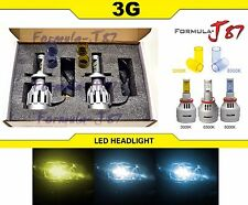 CREE LED KIT 3G 30W 9003 HB2 H4 6000K WHITE HEAD LIGHT HI LO BEAM REPLACE LAMP