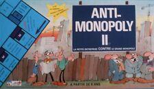 Jeu de société Anti-Monopoly II - La petite entreprise contre le grand monopole