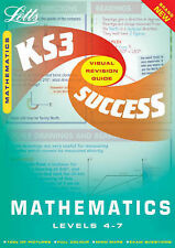 KS3 Success Guide: Maths: Levels 4-7 (Key Stage 3 Success Guides),ACCEPTABLE Boo