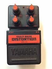Yamaha MBD-100 Multi Band Distortion Rare Vintage Guitar Effect Pedal MIJ Japan