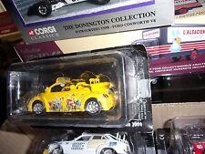VW VOLKSWAGEN NEW BEETLE CABRIOLET CREDIT DE LYON TDF 2004 1/43 NUEVO SS BLÍSTER