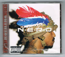 N.E.R.D - NOTHING - PHARRELL WILLIAMS - 2010 - 10 TITRES - NEUF