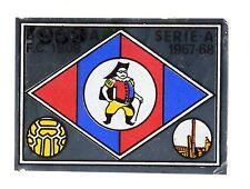 FIGURINE  CALCIATORI PANINI 1967/68   SCUDETTO   BOLOGNA   RECUPERATA