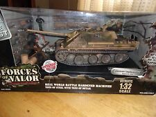 Forces of Valor 1:32 Scale, German Jagdpanther, Normandy 1944 Diorama 80012