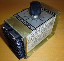 Temporizzatore transi timer tt15x2m Ghisalba transistor elcomatic OVP inutilizzato