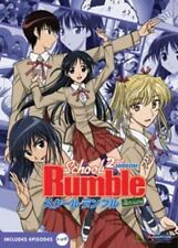 School Rumble 2 - 4 DISC SET (2015, REGION 1 DVD New)