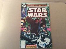 Star Wars Marvel comic book  #3 second printing reprint 1977 VG