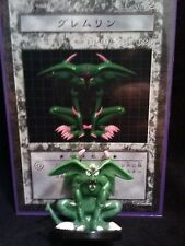 YUGIOH Dungeon Dice Monsters DDM - Japanese FERAL IMP  figure & card lot