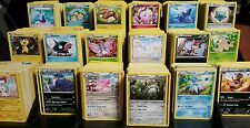 Pokemon Card Lot - 50 Cards (Rare, Holo, Common, Uncommon) + Booster Pack!!!