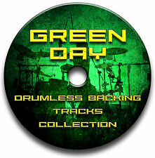 GREEN DAY STYLE ROCK METAL ABGEFLACHTEN MP3 PLAYBACK TITEL PROBE TROMMEL JAM