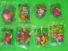 2012 McDonalds - Moshi Monsters - set of 8 *MIP*