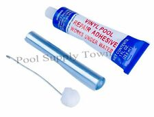 Vinyl Liner Swimming Pool Patch Repair Kit Underwater - Above Ground Pool Repair