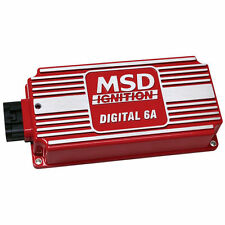 NEW MSD 6201 IGNITION BOX 6A SERIES DIGITAL ELECTRONIC CONTROLLER BOX UNIVERSAL