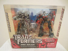 Transformers movie deluxe Exclusive Battle Dameged Figures Robot Replicas  new