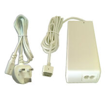 "60 W Ac Laptop Adaptador Para Apple Macbook Mac 13 ""A1184 A1185 A1278 T-PIN uk-plug"