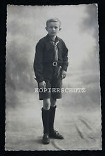 Original Portrait Foto Pfadfinder 1925