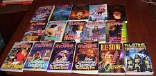 Lot of 16 Fear Street  Teen Horror Books by R. L. Stine