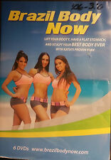 Brazil Body Now 6 DVD