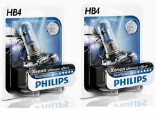 2 AMPOULES ANTIBROUILLARDS HB4 PHILIPS BLUE ULTRA XENON 55W VW EOS GOLF 6 PLUS