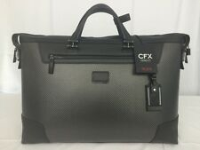 Tumi 35148 CFX Carbon Fiber Adelaide Soft Duffel Carryon w/ Leather Trim $1,995