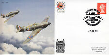 CC55 Battle of Britain Hurricane 303 Polish RAF cover 2001 Duxford #2