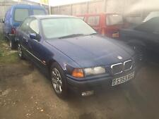 1998 BMW 318i SE STARTS+DRIVES SPARES OR REPAIRS