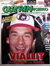 Guerin Sportivo 21 1988 Paolo Maldini - con inserto Europeo team SPAGNA  [GS.31]