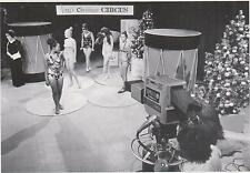 "*Postcard-""Christmas Circus/Models-X'mas-Hess's Dept. Store/Allentown Pa (#72"